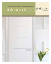 Paintable Interior Doors