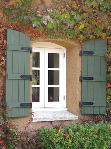 exterior and interior shutters