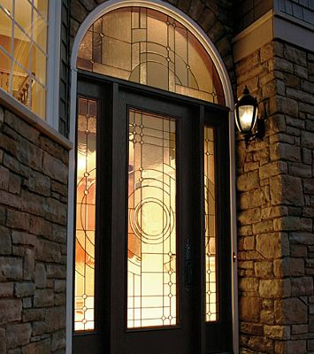 Decorative Exterior Doors