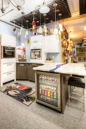 Austin Appliance Showroom