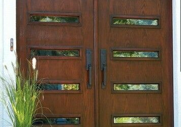 ... Mid Century Modern Front Doors In Austin 356x250 ...