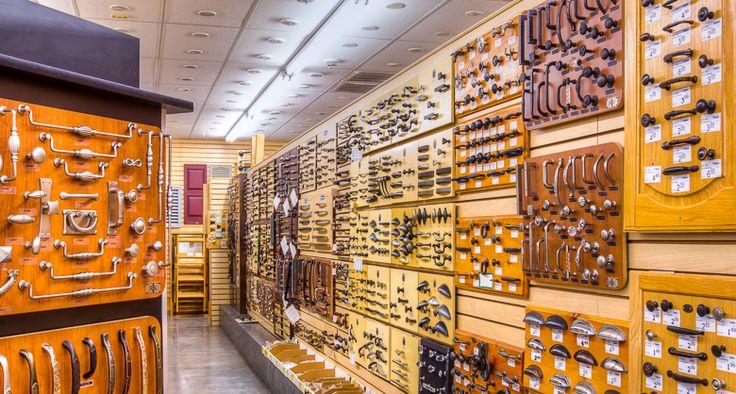 Cabinet Hardware Gallery