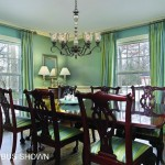 Timeless Dining Room Lighting