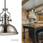 Satin Nickel Pendant Light Fixtures