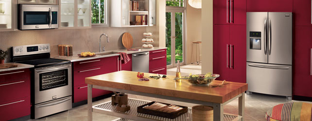 Frigidaire Gallery Appliance Package