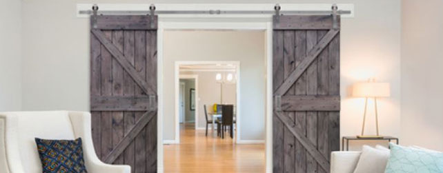 Huge Interior Door Selection
