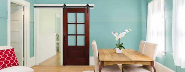 Huge Interior Door Selection