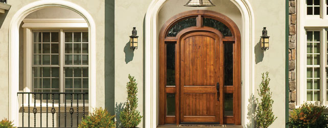 The Right Front Door Will Add Style, Personality, And Curb Appeal To Any  Home. With Wood, Steel, And Fiberglass Options, Choosing The Proper Exterior  Doors ...