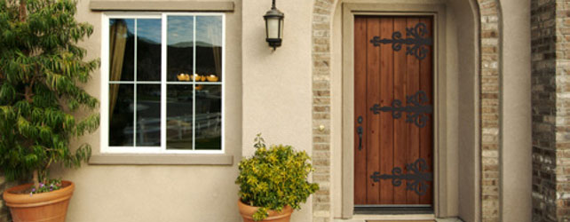 How To Choose A Front Door Wood Steel Fiberglass