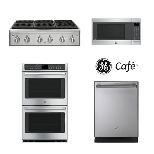 Good GE Cafe Rangetop Package