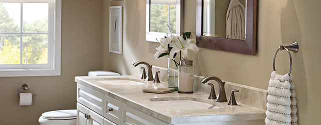 Quick Low-Cost Tips to Update Kitchen and Bathrooms