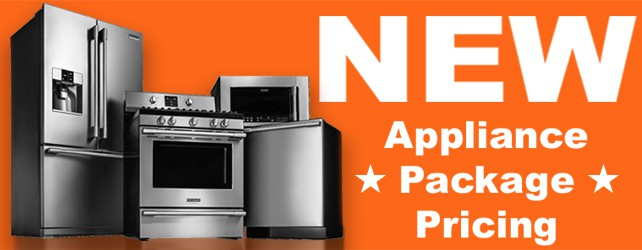 Expansive Appliance Showrooms
