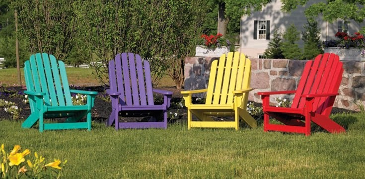 Adirondack Collection by Breezesta